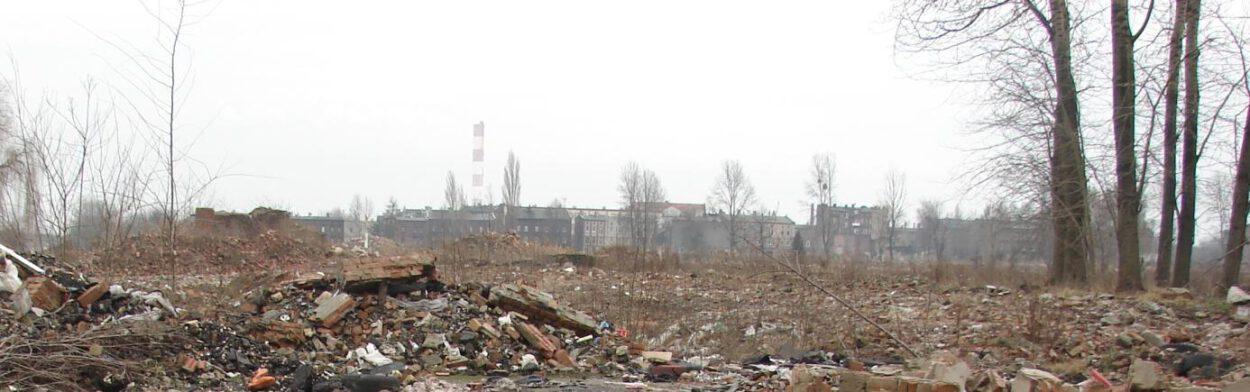 ruiny huty jedność siemianowice