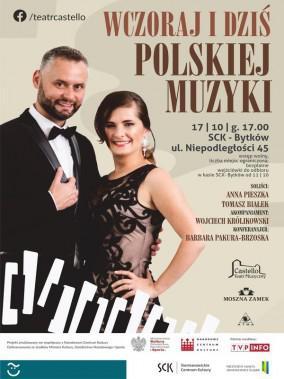 wczoraj i dziś polskiej muzyki sck bytków