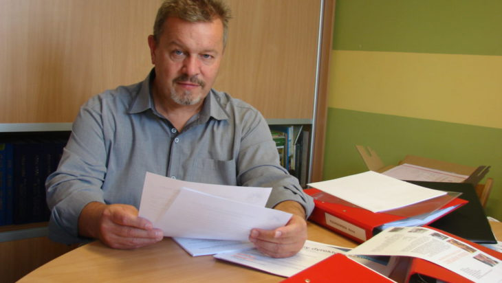 Dyrektor Krzysztof Zyska