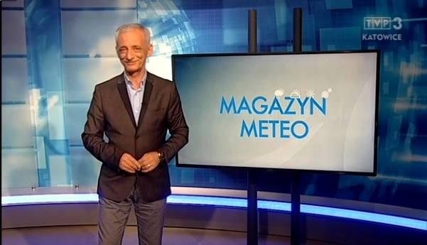 Marek Omelan prezenter pogody w TVP Katowice oraz pracownik Parku Tradycji na pewno zapunktuje dla SMS