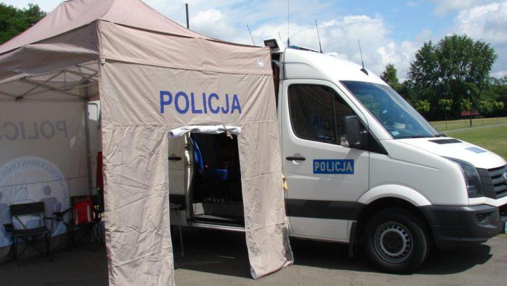Super - pojazd do poszukiwań osób zaginionych. Jedyny taki w Polsce.