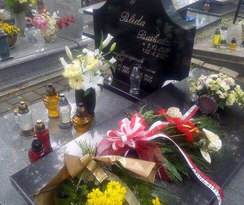 11. rocznica śmierci Barbary Blidy