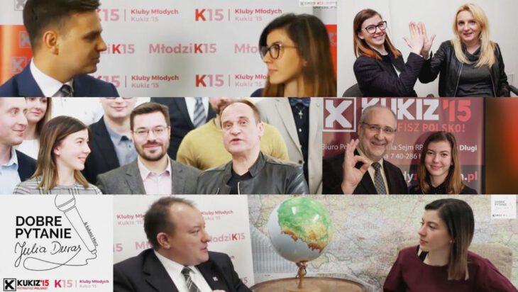 Wywiad z Julią Duras (Kukiz'15)