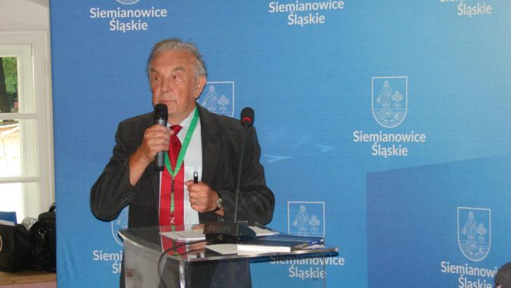 Wykład inauguracyjny podczas seminarium na temat znaczenia Donnensmarcków w rozwoju Górnego Śląska wygłosił profesor Wilhelm Górecki