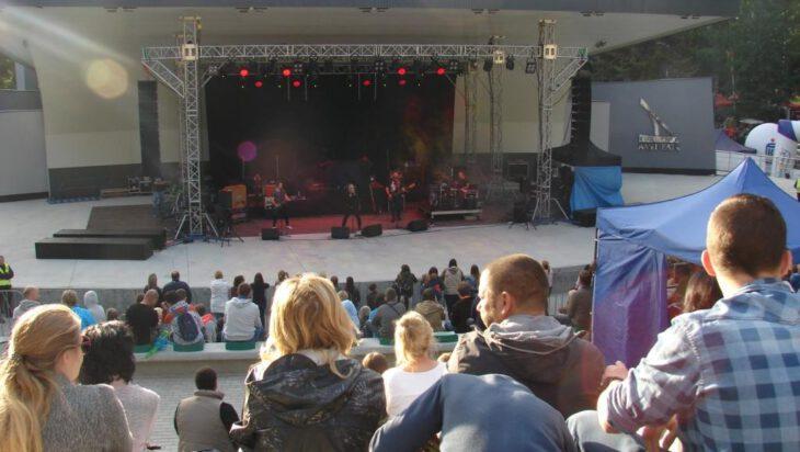 Amfiteatr Rogoźnik – wielkie otwarcie