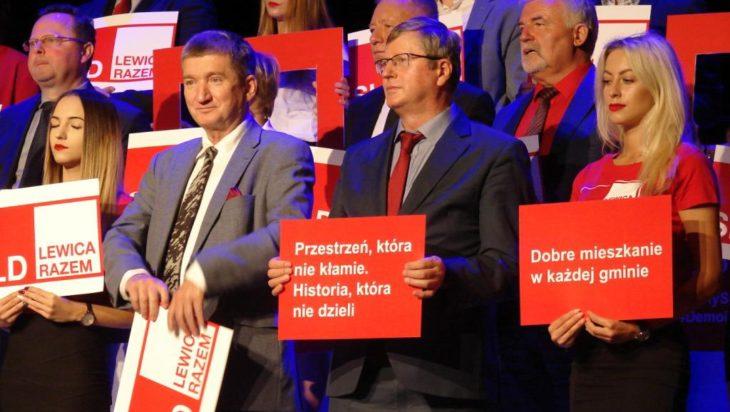 Zbyszek Zaborowski (drugi z prawej), były poseł na Sejm RP i wicemarszałek województwa śląskiego startuje tym razem do Sejmiku