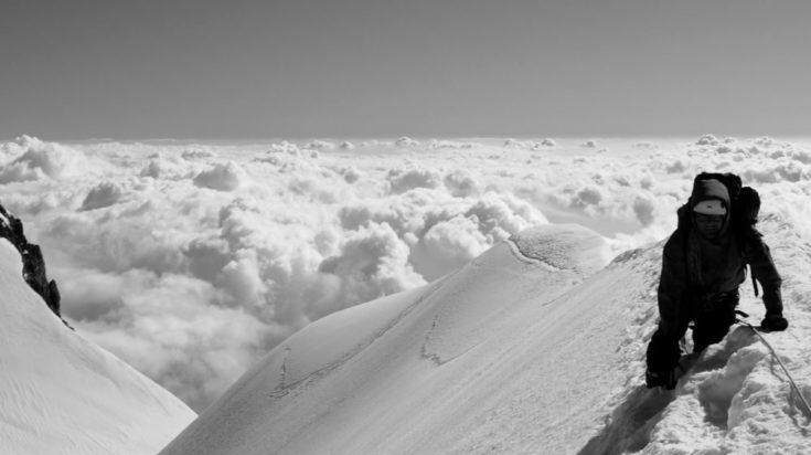 Alpy- Grupa Monte Rosy