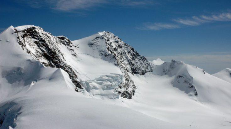 Alpy Lyskamm