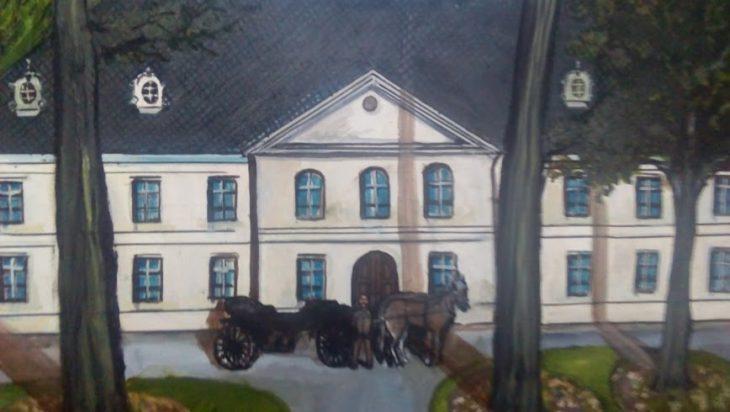 Pałac Donnersmarcków.