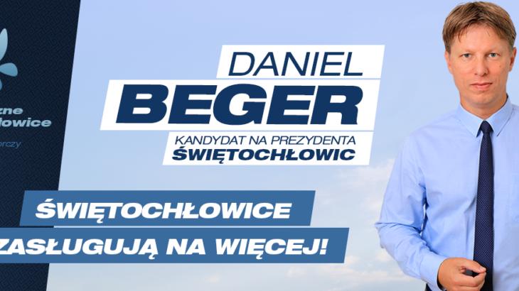 Świętochłowice, Daniel Beger