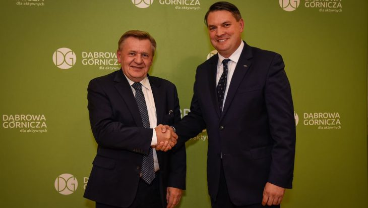 Dabrowa Górnicza, Marcin Bazylak