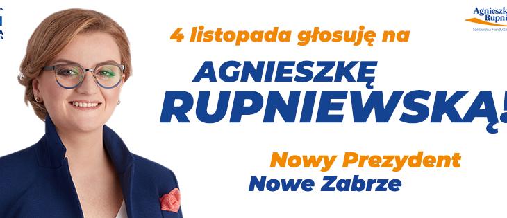 Zabrze, Agnieszka Rupniewska