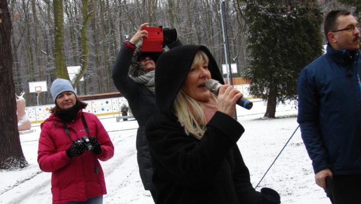 Bieg wiosny, park Pszczelnik w Siemianowicach 2018
