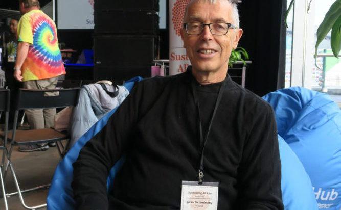 Jacek Strzemieczny, Green Peace Polska.