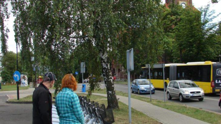 stacja wypożyczalnia rowerów w siemianowicach
