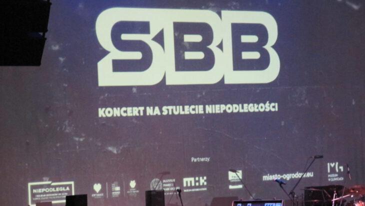 Wspaniały koncert SBB