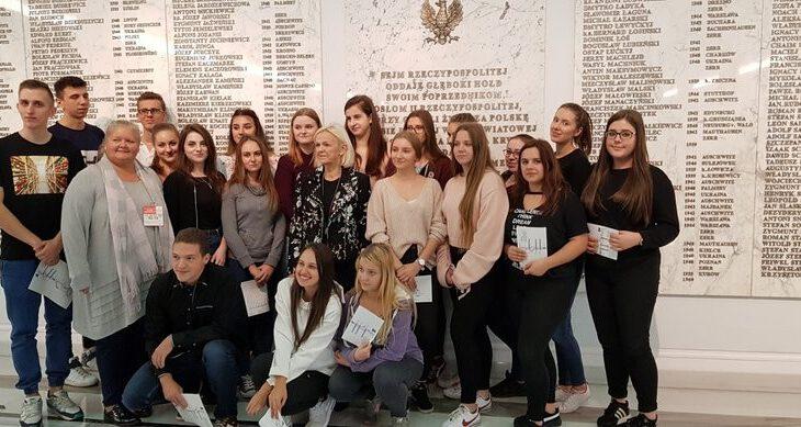 Uczniowie Cogito w Sejmie