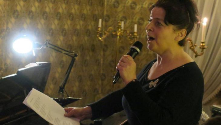 Joanna Dziwisz, śpiew.