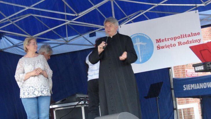 Metropolitalne Święto Rodziny w Siemianowicach
