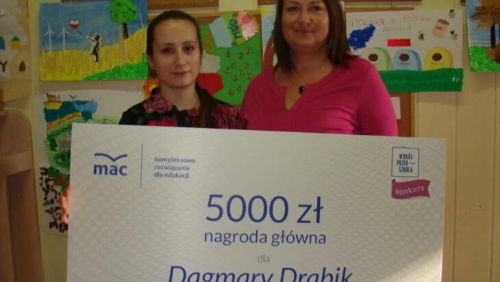 Nagroda dla przedszkolanki z Tuwima