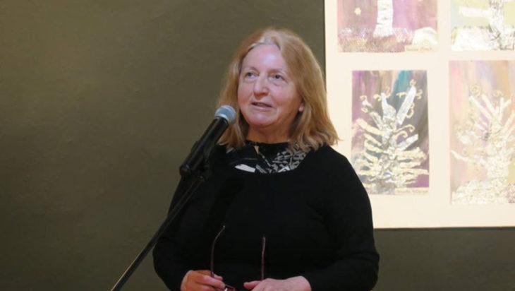 Katowicka poetka Katarzyna Młynarczyk.