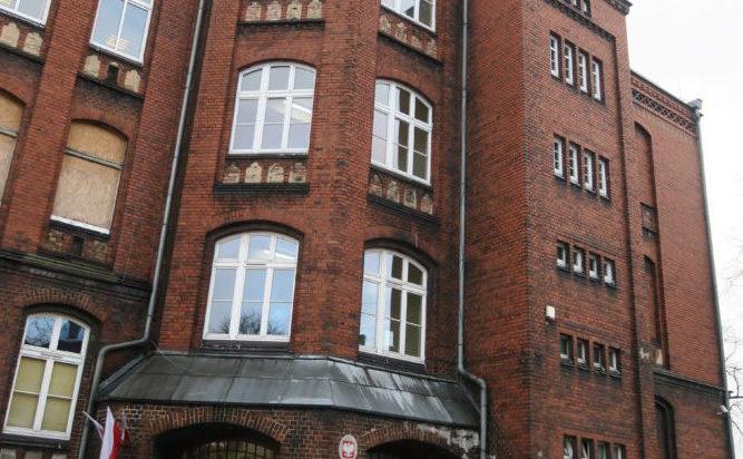 Siedziba Straży Miejskiej w Siemianowicach przy ul. Dąbrowskiego 13