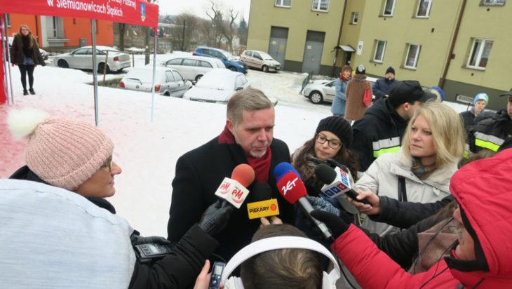 Wywiadu udziela sekretarz miasta Adam Skowronek.