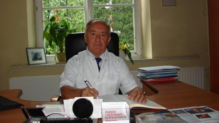 Dr Zygmunt Klosa