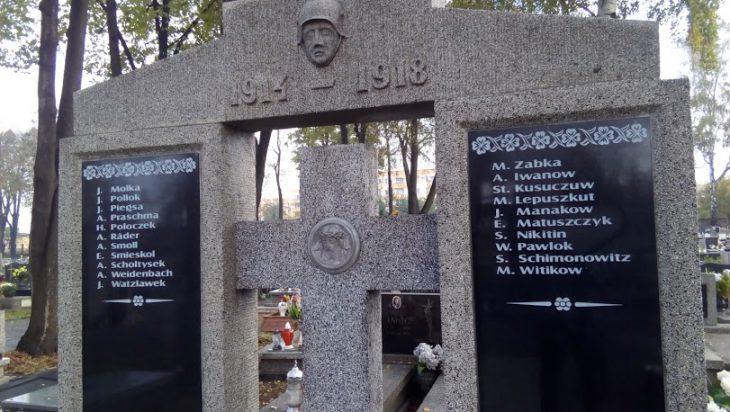 Żołnierze niemieccy, w dużej części Ślązacy nie tylko z czasów I, ale i II wojny światowej są pochowani również na innych cmentarzach tj. przy ul. Michałkowickiej
