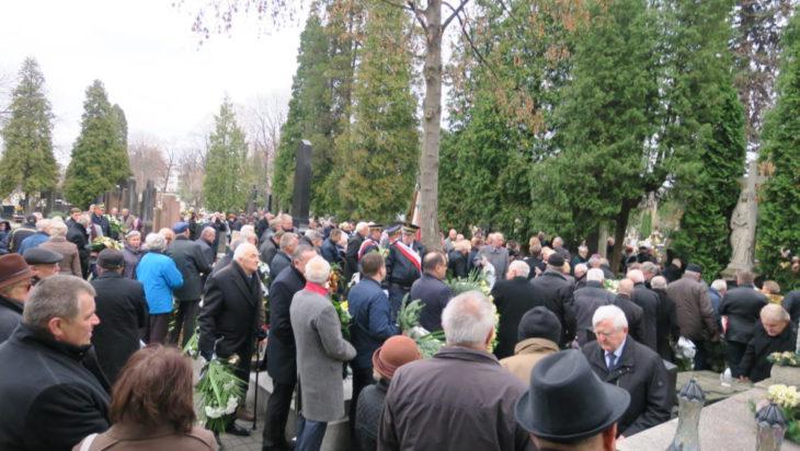 pogrzeb Tadeusza Wnuka