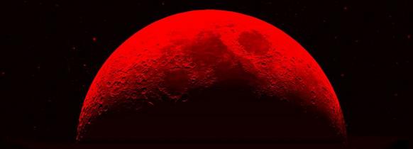 Krwawy Księżyc – jak go zobaczyć?