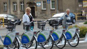 rowery miejskie w siemianowicach