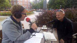 Wizyta radia wnet w siemianowicach