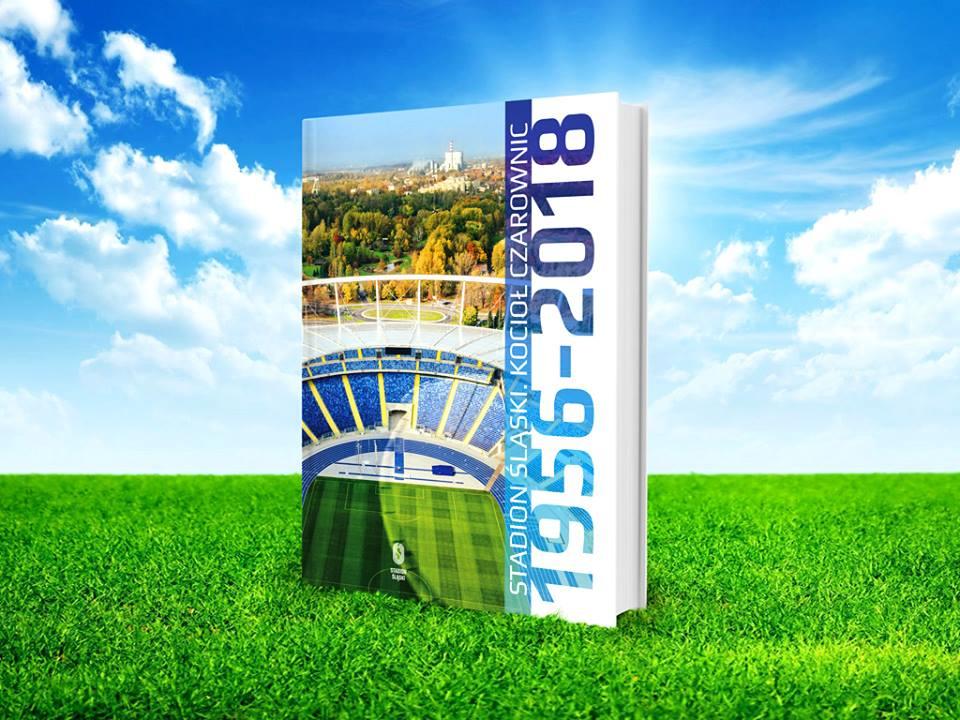 Książka o Stadionie Śląskim