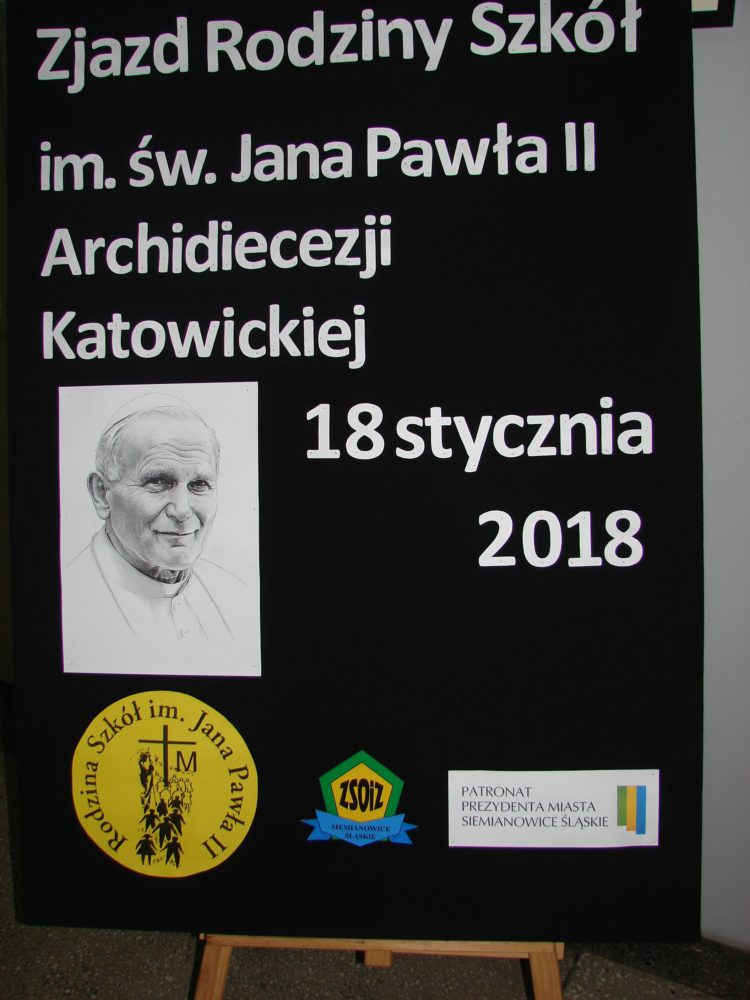 Zjazd szkół im. Jana Pawła II, Budryk