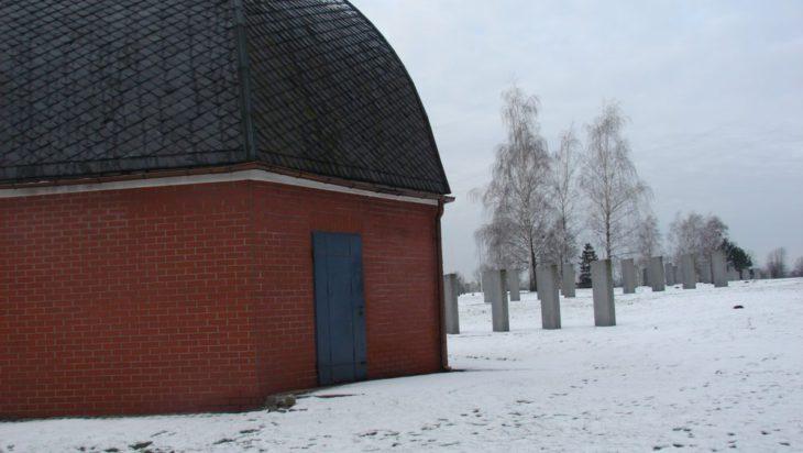 Cmentarz Żołnierzy Niemieckich, Siemianowice Śl.