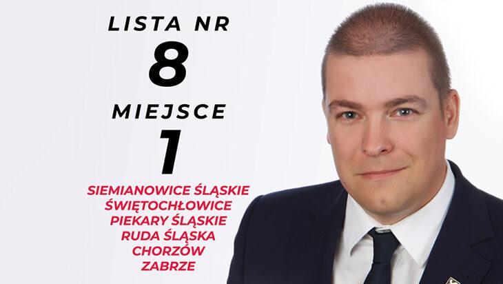 Adam Klacka o swoim kandydowaniu do Sejmiku Wojewódzkiego