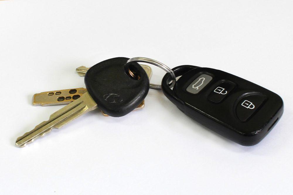 kluczyki do wozu