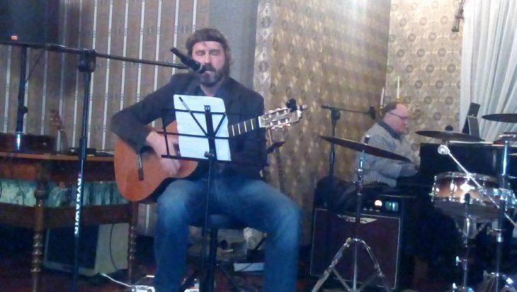 Trio : Marek Broda, Krzysiek Soska i ...