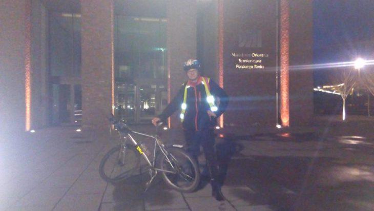 Night Biking Katowice