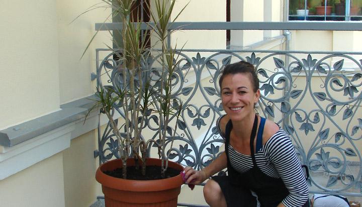 Ogrodniczka Izabela