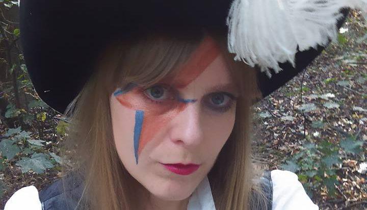 Paula Nowak (Lady Bowie) i inne piratki.