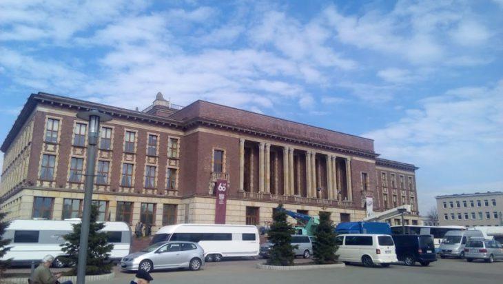 Pałac Kultury Zagłębia DG