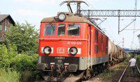 pociąg w siemianowicach