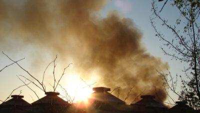 Pożytki z pożarów