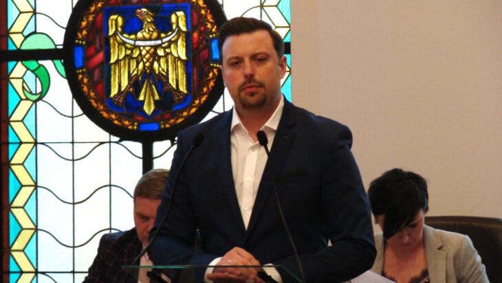 Prezydent kontra Radny
