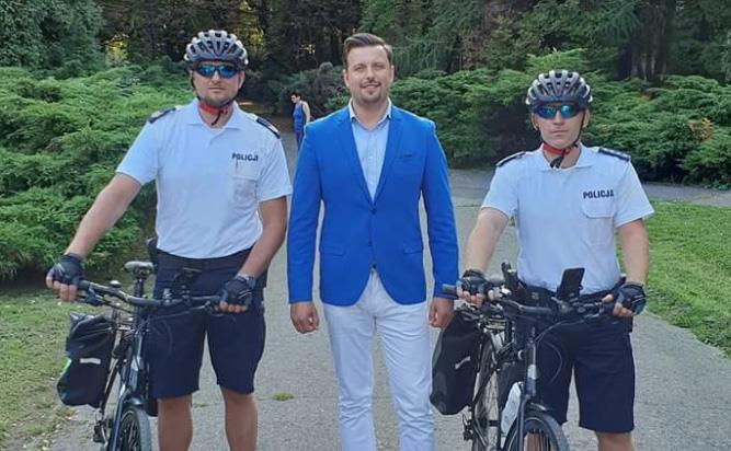 Władza na rowerach