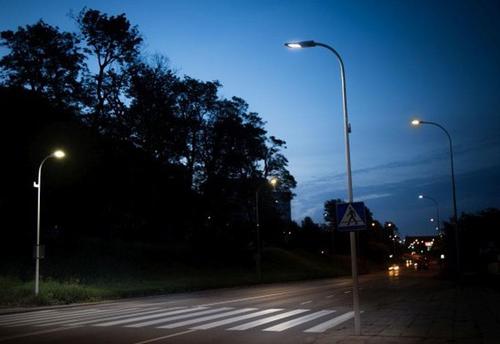 Smart przejście, ulica Michałkowicka