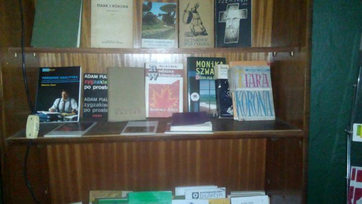 Strefa wolnej książki w Siemianowicach
