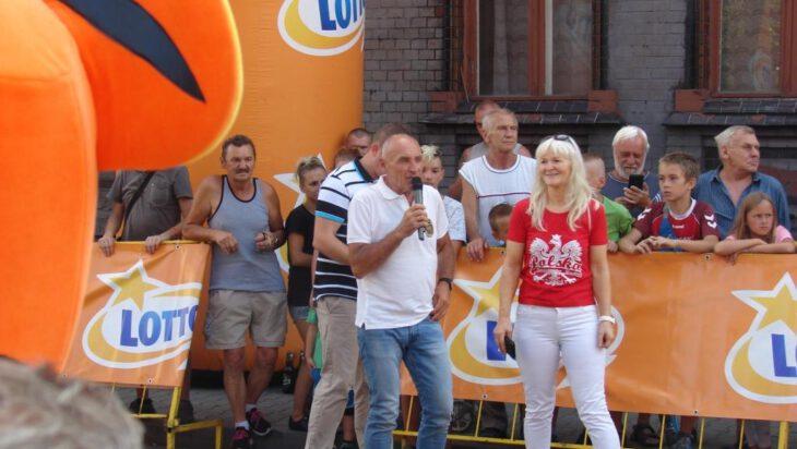 Tour de Pologne w Siemianowicach